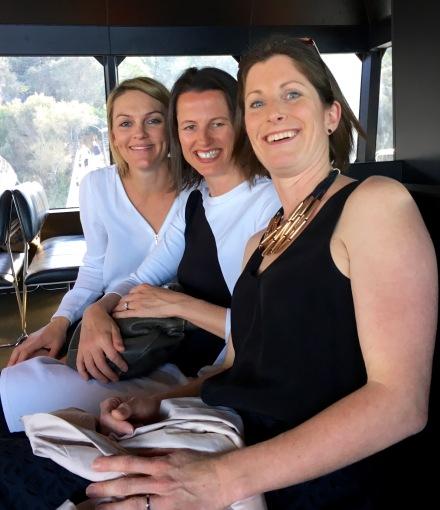Anna, Em and Amy